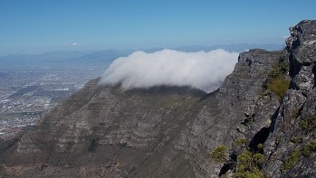 table mountain afrique du sud