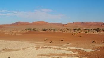 Solitaire - Sesriem - Sossusvlei  Namibie