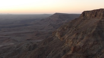 Le Namib-Aus-Fish River Canyon Namibie
