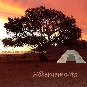 hébergements Parc Hluhluwe-Imfolosi Afrique du Sud