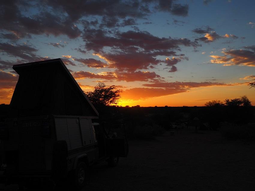 camping KTP Afrique du Sud