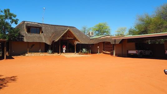 Bagatelle Game Ranch dans le Kalahari NAMIBIE