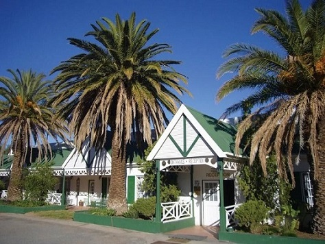 Okiep Hôtel SPRINGBOCK Afrique du Sud