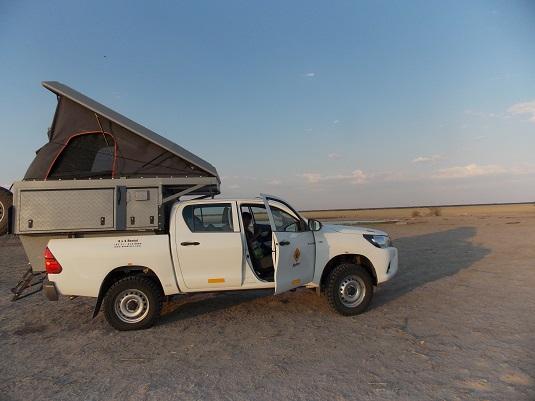 voiture botswana