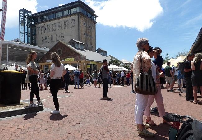 The Old Biscuit Mill à Cape Town Afrique du Sud