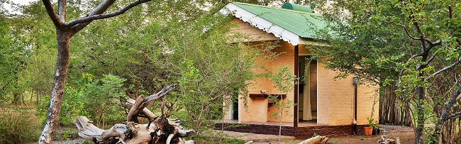 Source photo :  Muchenje Campsite & Cottages sanitaires Botswana