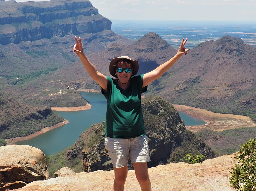 Photo msiafricaroadtrip.com Blyde River Canyon Afrique du Sud